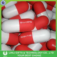 Logo Promotional Medical Pill Stress Ball