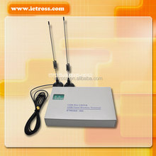 dual sim card gsm fixed wireless terminal gsm fixed cellular terminal for telephone/pbx/alarm