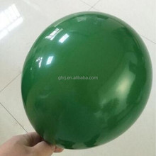 Party use birthday decorations best seller standard 2.8g green balloon