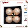 hot sale Christmas glass ball home decoration