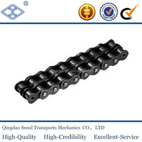 160-2 ISO ANSI standard pitch 50.80mm duplex heavy duty series oil fields transmission roller chain