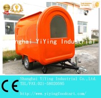 YY-FR220B street food bus catering food van N food van price