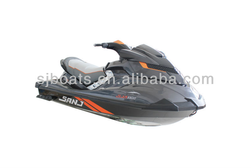 SANJ New and Strong Power Jet Ski SJ1800 with 1800cc guangzhou fairing