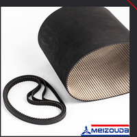 Non-slipping Automobile durable rubber timing belt