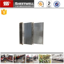 Stainless Steel Plate Processing Service Perforated Metal Sheet
