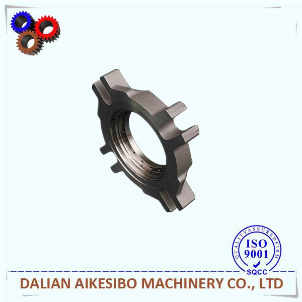 ASTM Standard metal machined CNC parts manufacturer
