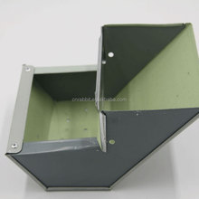 China manufacturing galvanized steel animal feeder automatic galvanized steel rabbit feeders/poultry feeding troughs