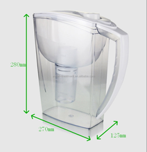 Drinking water use filter jug/filtration water kettle/ home use water filter machine