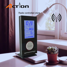 RF 433Mhz Wireless Digital Weather Station Alarm Clock with Calendar