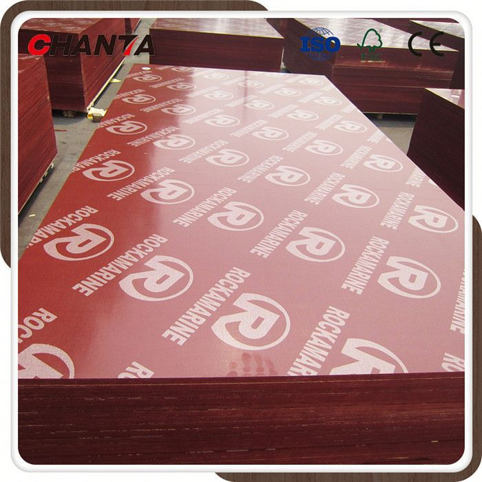combi core marine film faced plywood for timber formwork