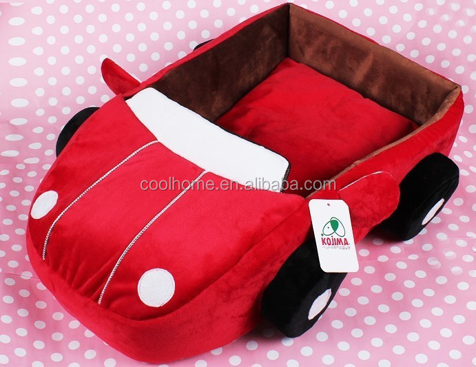 Hot sales and beautiful sex dog bed car