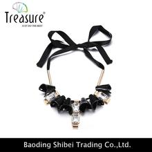 hot sell high quality wholesale plastic shot glass necklace diffuser necklace pearl necklace patterns