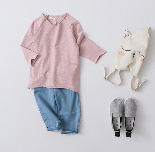 S12790A Fashion Kid Clothing,Kids Wholesale Clothing Children's Blank Tshirts