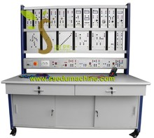 Electrical Protection Training Workbench Teaching Equipment Didactic Equipment Training Model Laboratory Equipment