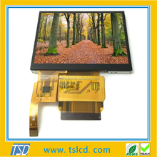 3.5 inch qvga 240x320dots tft display with capactive touch screen