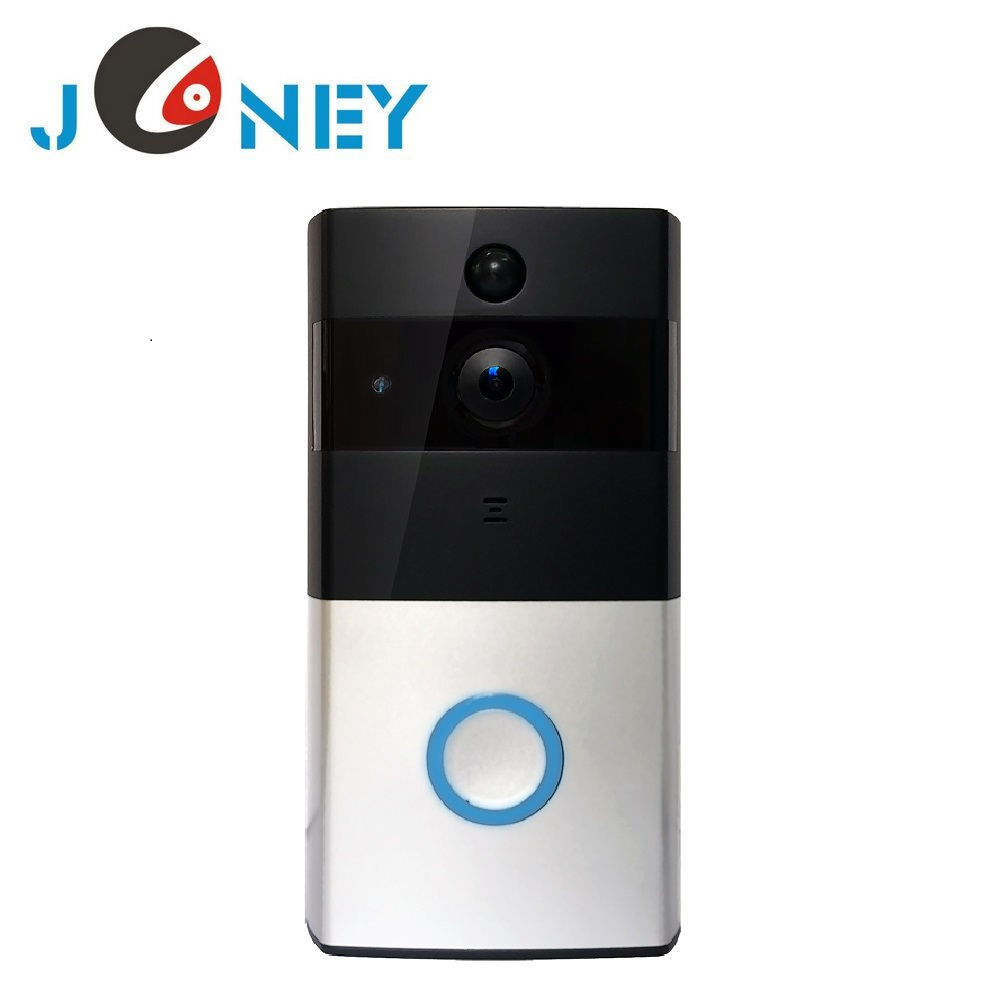 New Coming Battery Support Lowes Video Wireless Doorbell View 4 Way Switch At Joneytech Product Details From Shenzhen Joney Security Technology Co