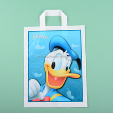 High Quality resealable plastic bags with handle