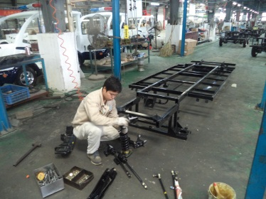 Chassis Fitting Assembly