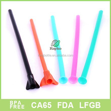 2015new special design pe pp pvc straw
