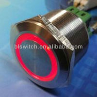 motorcycle push button switch with led ON-OFF Indicator for digital camera, electronic products