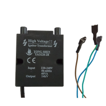 High voltage ignition transformer YAO220-2B for gas heater