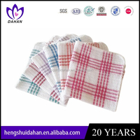 Kitchen Use Cotton Dish Cloth Hot