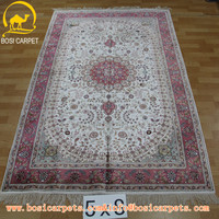 factory price polyester cotton fabric handmade belgium carpet prices