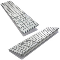 WKB-801 BLUETOOTH WIRELESS FULL SIZE KEYBOARD