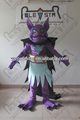 custom Festival purple monster bat mascot costumes