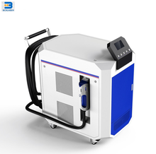 30W 50W 100W 200W laser rust cleaning machine for metal paint removal