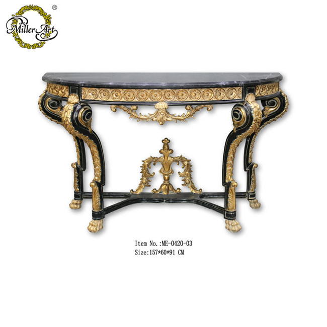 Egyptian Reproduction Furniture Black And Gold Console For Living Room  Display   Buy Egyptian Reproduction Furniture,Black And Gold Console, Reproduction ...