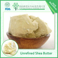 Gold supplier hot selling organic unrefined shea butter,raw unrefined shea butter in low price