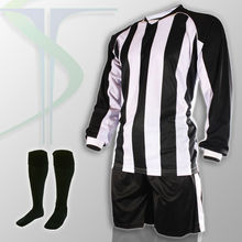 Bespoke football kits