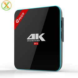 projector accessory home smart ott box android tv box amlogic s912 bluetooth4.0 h.265 wifi dvb s2 for projector