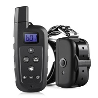 Online shopping 600 Yard Remote Dog Training Shock Collar for 3 dogs with big LCD display