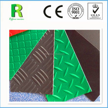 Top quality Anti-slip PVC floor mat, vinyl flooring roll for garage