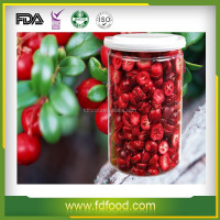 wholesale fruit prices FD dried dehydrated cranberry