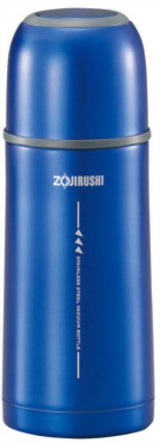 ZOJIRUSHI Stainless Vacuum Thermos with cup Tuff SV-GG35