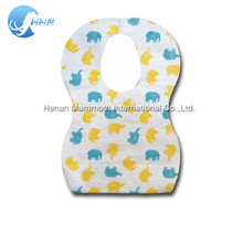 Best Disposable Plain Paper Baby Bibs for christmas
