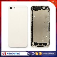 Original New Replacement White Color Back Cover Housing for iphone 5C