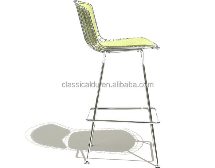 Outdoor Garden Chair Wire Outdoor Chairs Bertoia Side