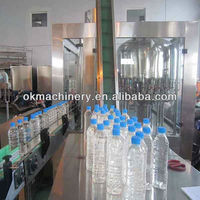 Customized Liquor Bottling Plant