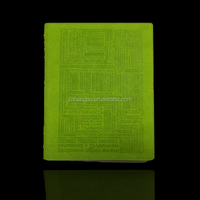 High Quality Leather Cover Pu Notebook