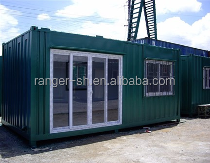 China supplier low cost prefab homes portable economic habitable container