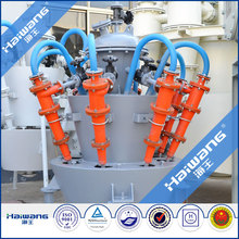 Mud Removal Machine Hydrocyclone Separator For Mud Water Separation