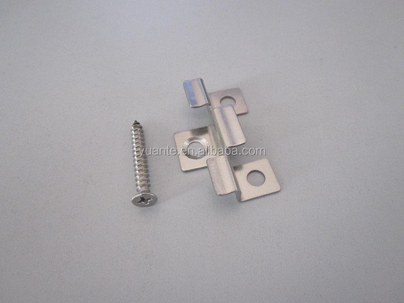 Stainless Steel Clip/ Fastener can be used for outdoor WPC / wood deck flooring (2)