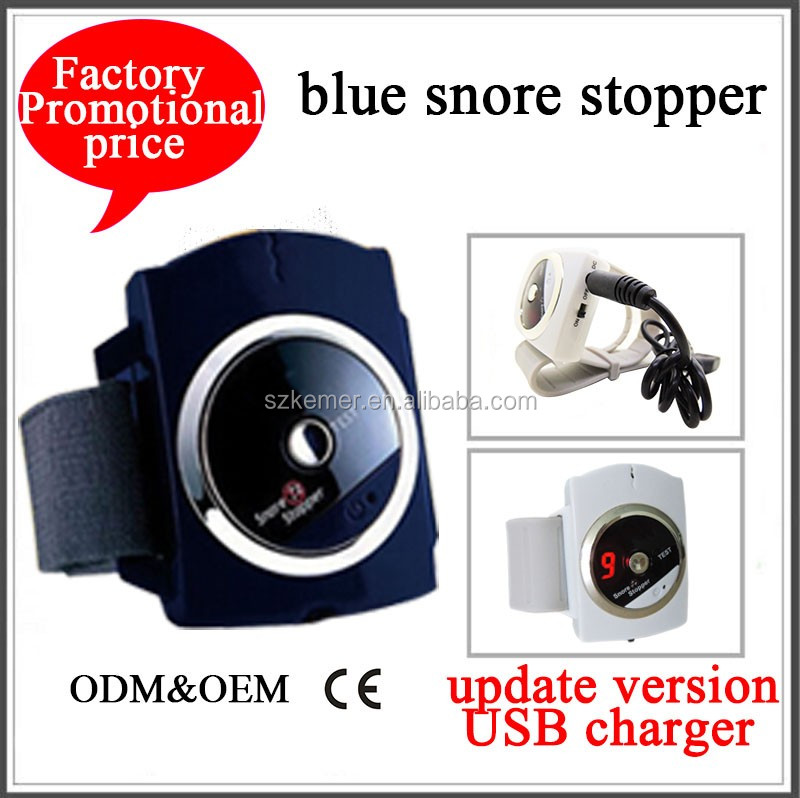 New electronics inventions 100% Effective Wrist Anti Snore Device, Snore Stopper
