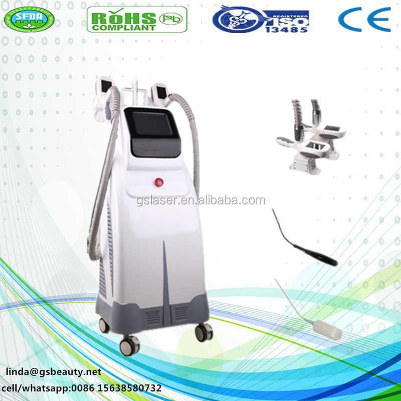very popular best result cryo fat equipment/cryo fat machine/fat freeze belt