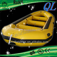 2016 (Qi Ling) funny floating inflatable boat