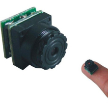 520TVL Smallest Mini Finger Camera 0.008Lux Weighs 1 Gram